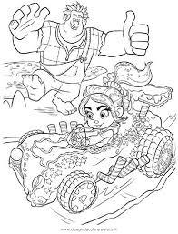 Disegno Ralphspaccatutto32 Personaggio Cartone Animato Da Colorare
