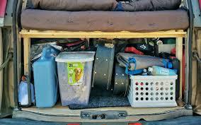 underbed trunk storage