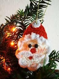 Wichtel Weihnachtsmann Button Christbaumschmuck Geschenkanhänger