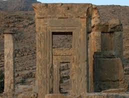 Hadish Palace of Xerxes I   Persian Tourism