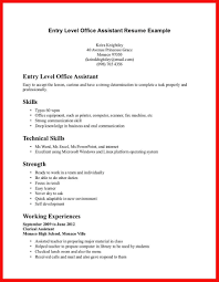 Free Resume Builder For Beginners Resume Examples Resume Template