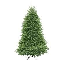 Unlit Dunhill Fir Artificial Christmas Tree