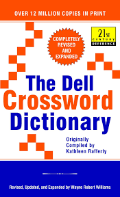 the dell crossword dictionary pletely revised and expanded 21st century reference wayne robert williams 9780440218715 amazon books