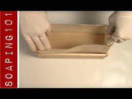 How to Make <b>Silicone Soap</b> Mold Liners S2W30 {part 2} - YouTube