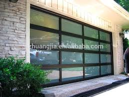 glass panel garage doors charming folding glass garage doors with soundproof interior electric folding glass panel glass panel garage doors