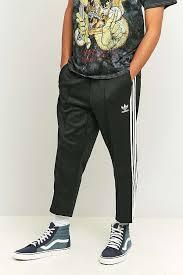adidas 3 stripe pants. slide view: 2: adidas originals superstar 3-stripe cropped black track pants 3 stripe