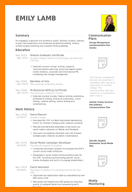 9 Event Planning Resume By Nina Designs
