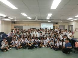 visit by chiao tai high school fromtaiwan