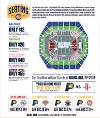 Pacers Game Seating Chart Gvp Joins Indiana Pacers School Fundraising Program