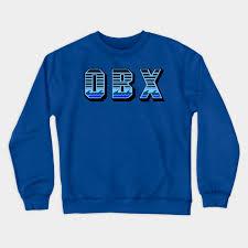 Obx Ocean Blue Logo