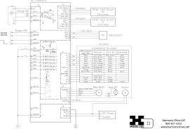 dcj servo drive harmonic drive wiring example for dcj driver
