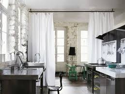 Good Curtain Room Dividers In Lofty Spaces | Photo Andrea Ferrari | Via Elle  Décor | House U0026 Home