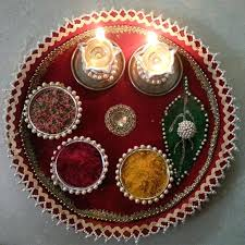 Indian Wedding Tray Decoration Indian Wedding Tray Decoration A Beautiful Handmade Pictures 16