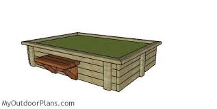 raised garden bed from 2x4s plans