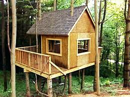 simple treehouse. Simple Treehouse Plans Diy Designs