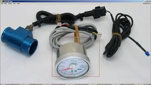 defi gauge water temperature adapter defi gauge water temperature adapter
