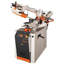 Cutting Tool Vending Machines Classy Kasto Model PRACTICALE448 44848 נ4848 SemiAutomatic Bandsaw Tool