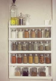 Kitchen: Seasoning Organizer | Hanging Spice Rack | Spices Rack