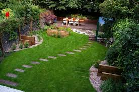 Simple Backyard Ideas For Landscaping  Best Simple Landscaping Simple Backyard Garden Ideas