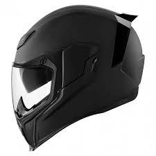 Icon Airflite Rubatone Mens Motorcycle Helmets