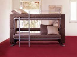 sofa bed convertible into doc bunk beds