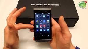 BlackBerry Porsche Design P9982 OS 10.3 ...