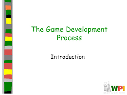 The Game Development Process Ppt Video Online Download