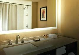 Mirror with lighting Rustic Bathroom Mirror With Lights Built In Mirrors With Led Lights Built In Bathroom Mirror Lighting Integrated Beautiful Full Image For Decoration Also Helpadoptinfo Bathroom Mirror With Lights Built In Mirrors With Led Lights Built