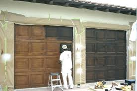 which paint to use on metal what paint to use on metal door faux garage doors spray paint exterior door knobs paint metal building siding