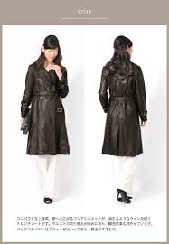 gothic trench coat with belt size l color dark brown brown brown trench