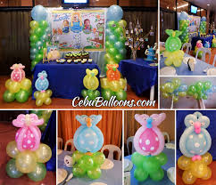 home decor simple balloon decoration for birthday party at home
