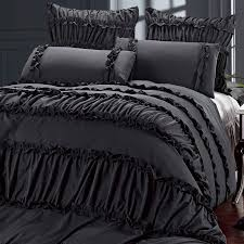 bedding archaicawful black and white twin bedding sets image ideas