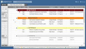 task excel template 15 free task list templates smartsheet