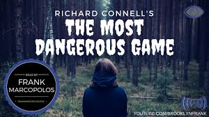 the most dangerous game by richard connell audiobook short  the most dangerous game by richard connell audiobook short story