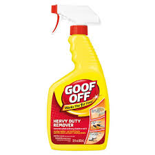 Heavy Duty Spot Remover and Degreaser