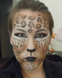15 animal face paintings top easy design for
