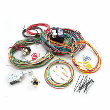 wiring harness kic wiring 23057 1970 1971 mercury montego main wire harness system