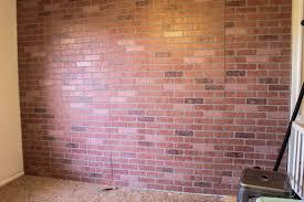 shining faux brick wall panels world map wall decoration ideas Fake Brick  Wall Covering