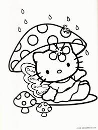 Hello Kitty Coloring Pages Free Online Game Fresh Kleurplaat Hello