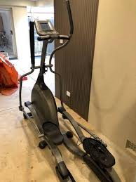 elliptical trainer vision fitness x6100 cross fit trainer gym fitness gumtree australia marion area glengowrie 1194050920
