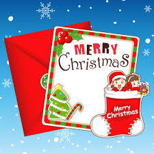 christmas postcard maker christmas card creator free by bhaumik harshadray mehta