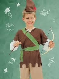 robin hood fancy dress costume