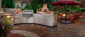 stainless steel outdoor kitchen. Outdoor Kitchen Stainless Steel B