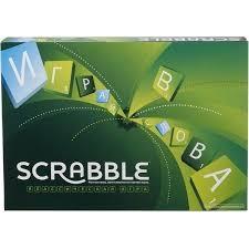 <b>Настольная игра Mattel Scrabble</b> Y9618: купить за 1855 руб ...