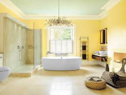 bathroom paint yellow. good designs of yellow bathroom decorating ideas that so unique and beautiful: picture design chandelier nice white color paint o