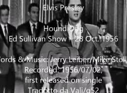 Image result for the Ed Sullivan Show presley