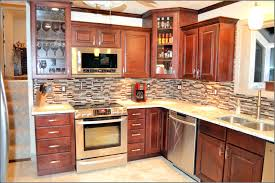 Kitchen Cherry Cabinets Dark Cherry Kitchen Cabinets Wall Color Dark Cherry Cabinets