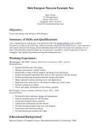 web designer cover letter examples resume sample for web performed gallery of odesk cover letter for web developer