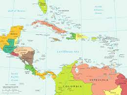 América Central - Geografia, Mapas e Países - InfoEscola
