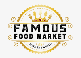 If the copyright of any png image belongs to you, contact us and we will remove it! Famous Food Market Black Logo Food Png Image Transparent Png Free Download On Seekpng